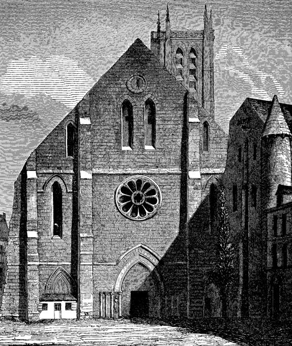 Abtei Sainte-Geneviève