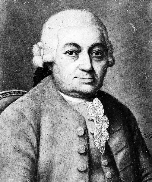 Er wurde als dritter Sohn Johann Sebastian Bachs und dessen erster Frau Maria Barbara geboren. Einer seiner Taufpaten war Georg Philipp Telemann. - carl_philipp_emanuel_bach