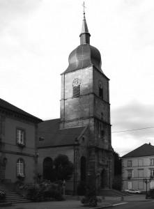 Eglise Sainte Madeleine, Wirkungsort von Eugène Thomas