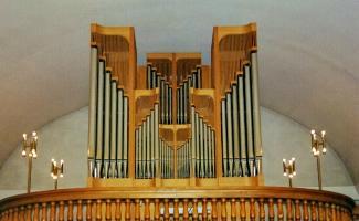Die Orgel in der Reformierten Kirche Rothrist