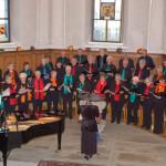 Kirchenchor Rothrist Frühling 2013
