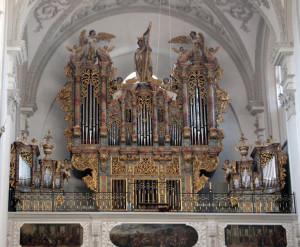 Orgel der Stadtpfarrkirche Landsberg