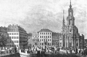 Katholische Hofkirche in Dresden