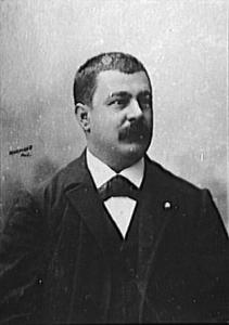 Edmond Missa, französischer Komponist