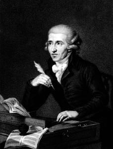 Joseph Haydn cs. 1770