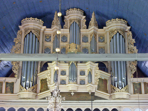 Orgel in Jork