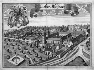 Kloster Asbach, Wirkungsort von Carlmann Kolb