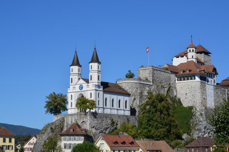 Reformierte Kirche Aarburg