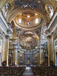 Il Gesù, die Jesuitenkirche in Rom