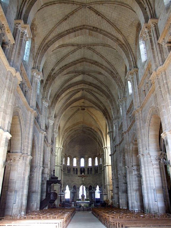 Die Kathedrale in Langres