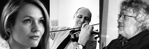 Wiener Trio: Teresa-Sophie Puhrer, Sopran | Matthias Steiner, Violine | Andres Joho, Klavier