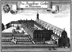Augustinerkloster München