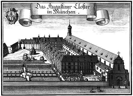 Augustinerkloster_München