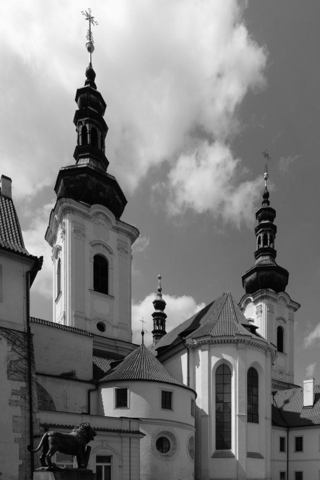 Kloster Strahov in Prag
