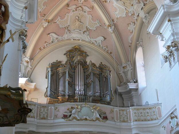 Orgel Ellwangen