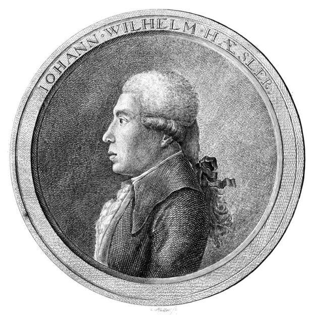 Johann Wilhelm Häßler